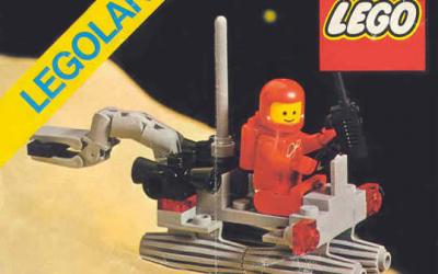 LEGO SERIOUS PLAY – persoonlijke geschiedenis