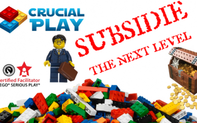 Subsidie – the next level