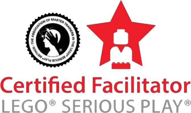 Certified - LEGO SERIOUS PLAY facilitator