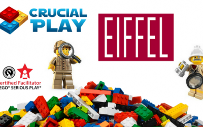 LEGO SERIOUS PLAY – Workshop Visie Eiffel