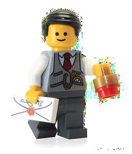 LEGO Manager - algemene voorwaarden