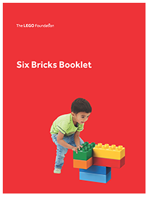 Six Bricks booklet